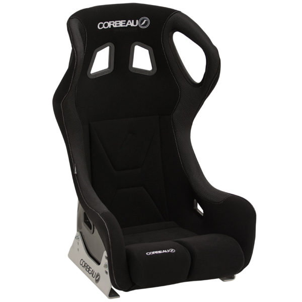 Corbeau Revolution X Bucket Seat in Black