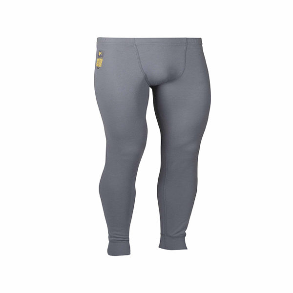 Walero Fireproof Racewear Underwear, Leggings in Cool Grey - Motorsport Clothing