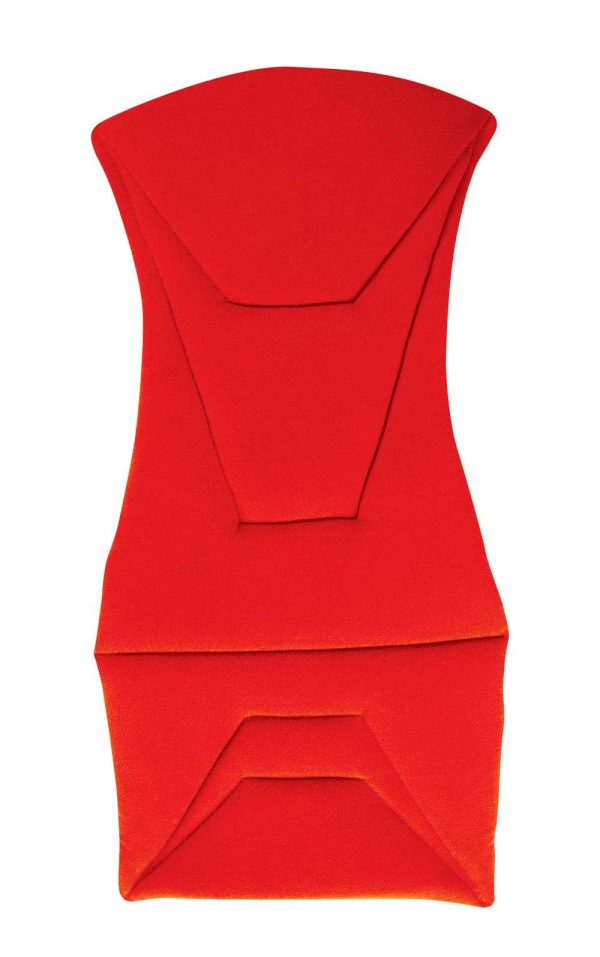 Corbeau Red Cushion Set