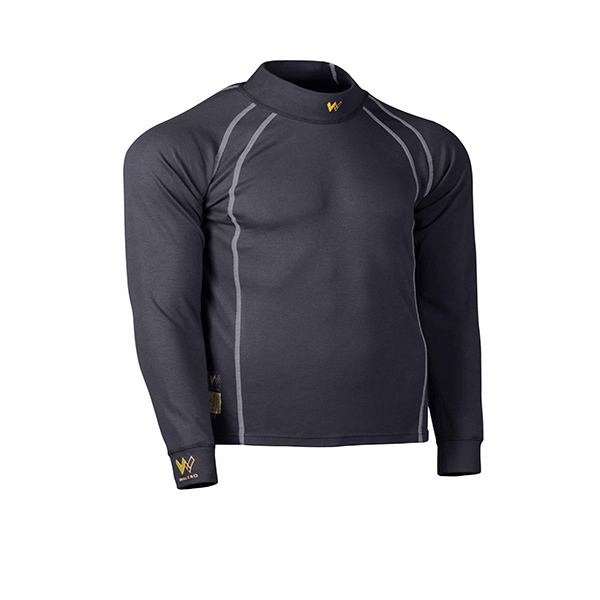 Walero Motorsport Underwear, Male Top in Petroleum - Fireproof Race Wear