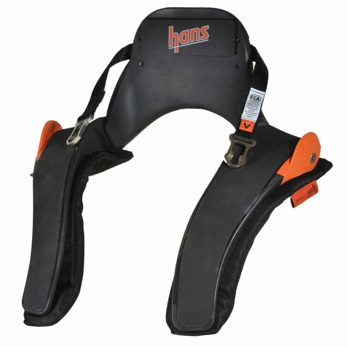 Adjustable HANS Device