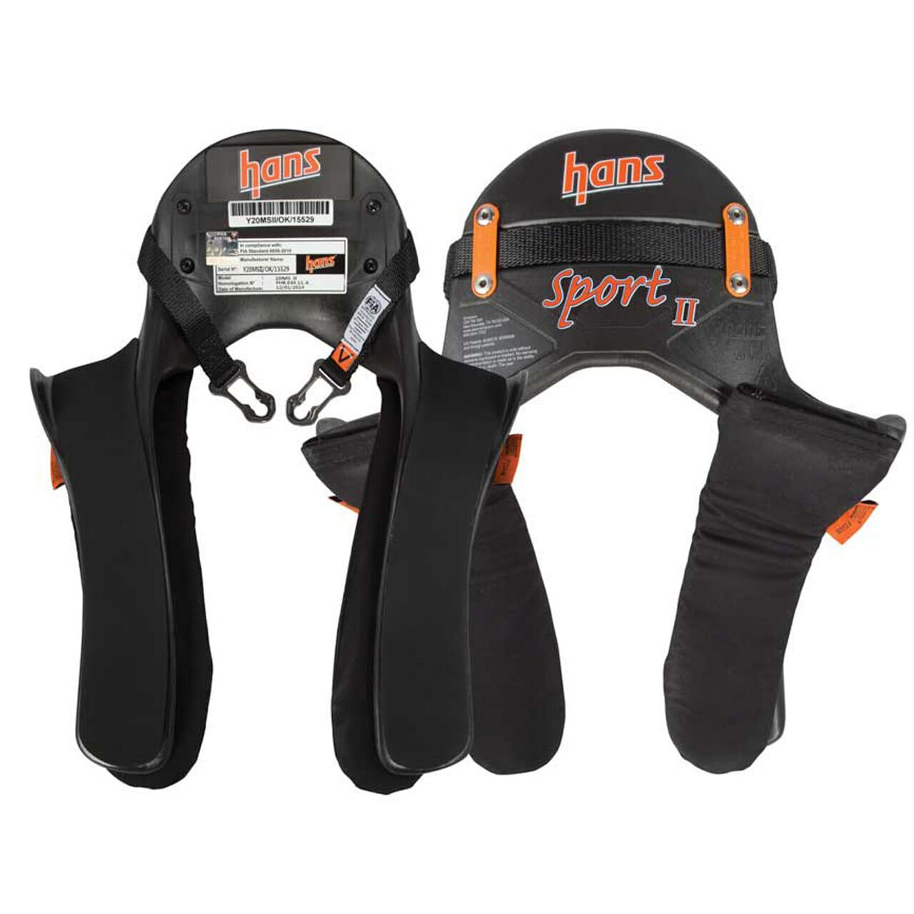 HANS Sport 2 Device