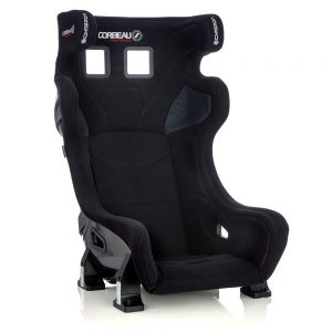 Predator Advanced Racing Seat/Bucket Seat (Front View) - Corbeau Seats