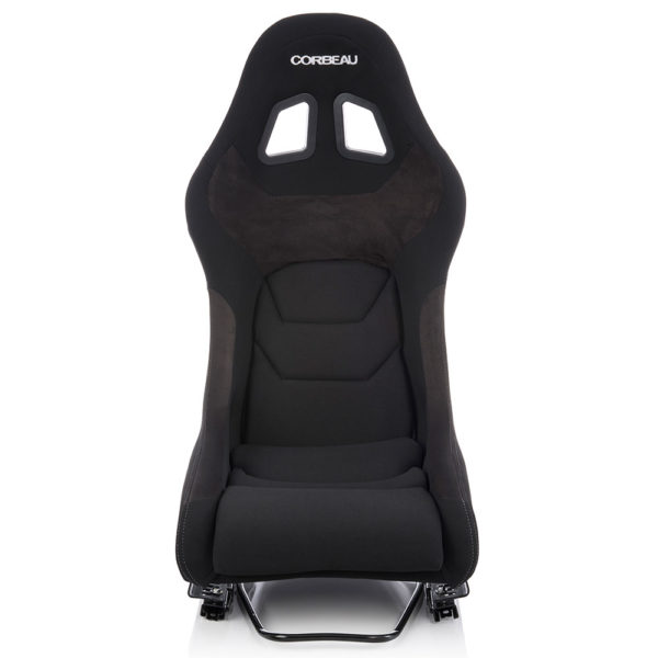 Corbeau NFX Bucket Seat & Racing/Track day seat - front view