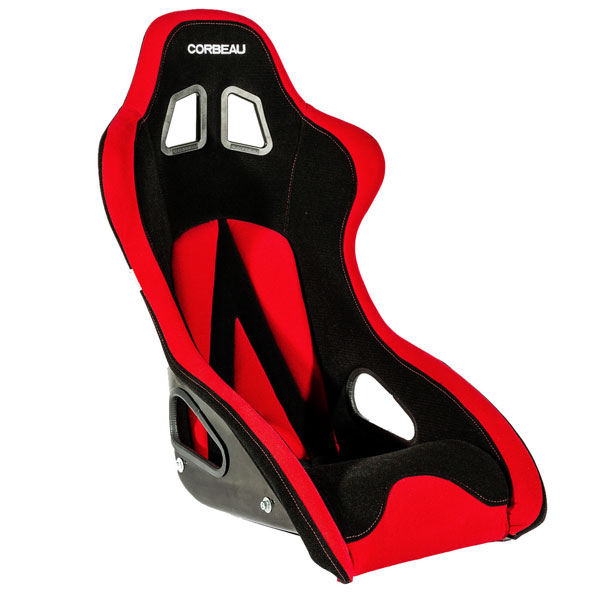 Corbeau Ariel Atom Kit Bucket Seat for Racing & Motorsport - Corbeau Seats