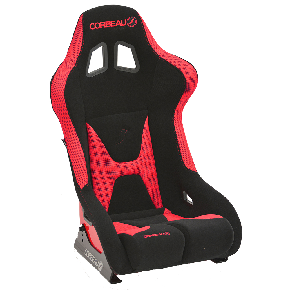 Corbeau Sprint X Custom Bucket Seat with Elite Upgrade