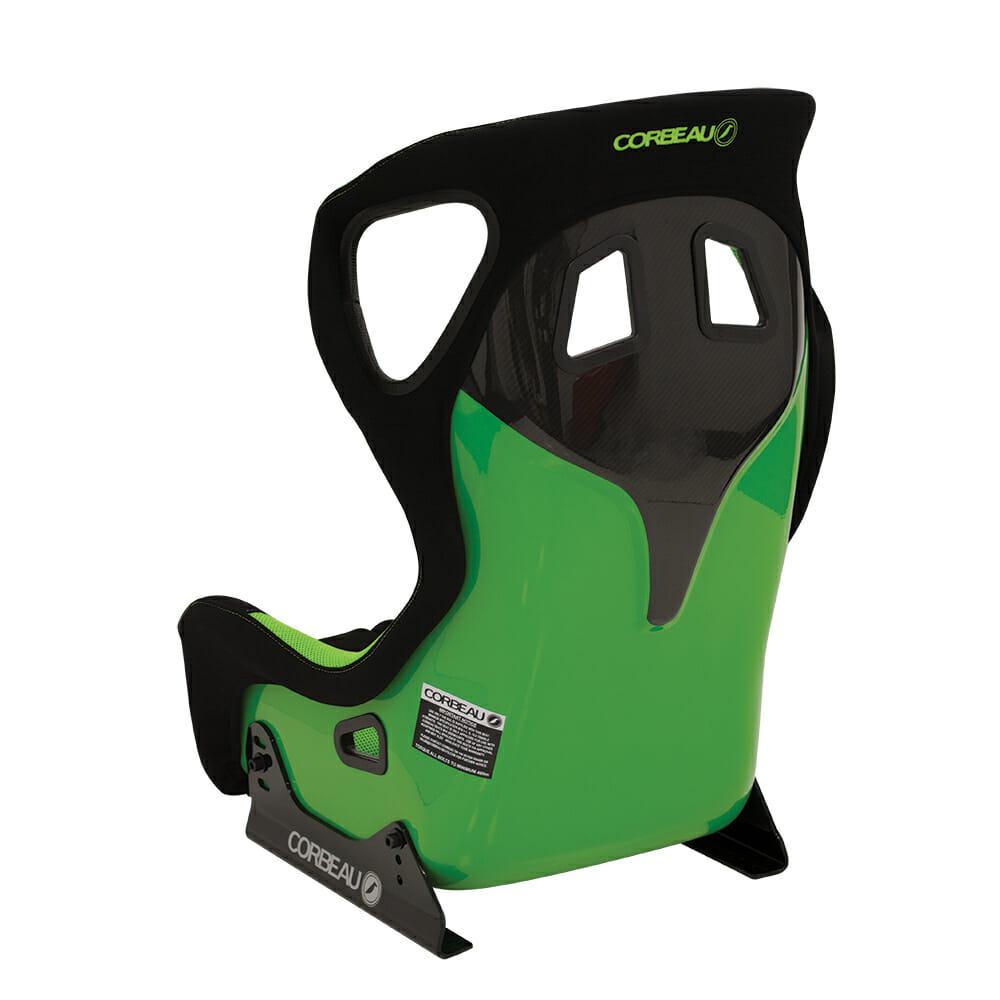 Custom Bucket Seat Elite Upgrade By Corbeau - Green