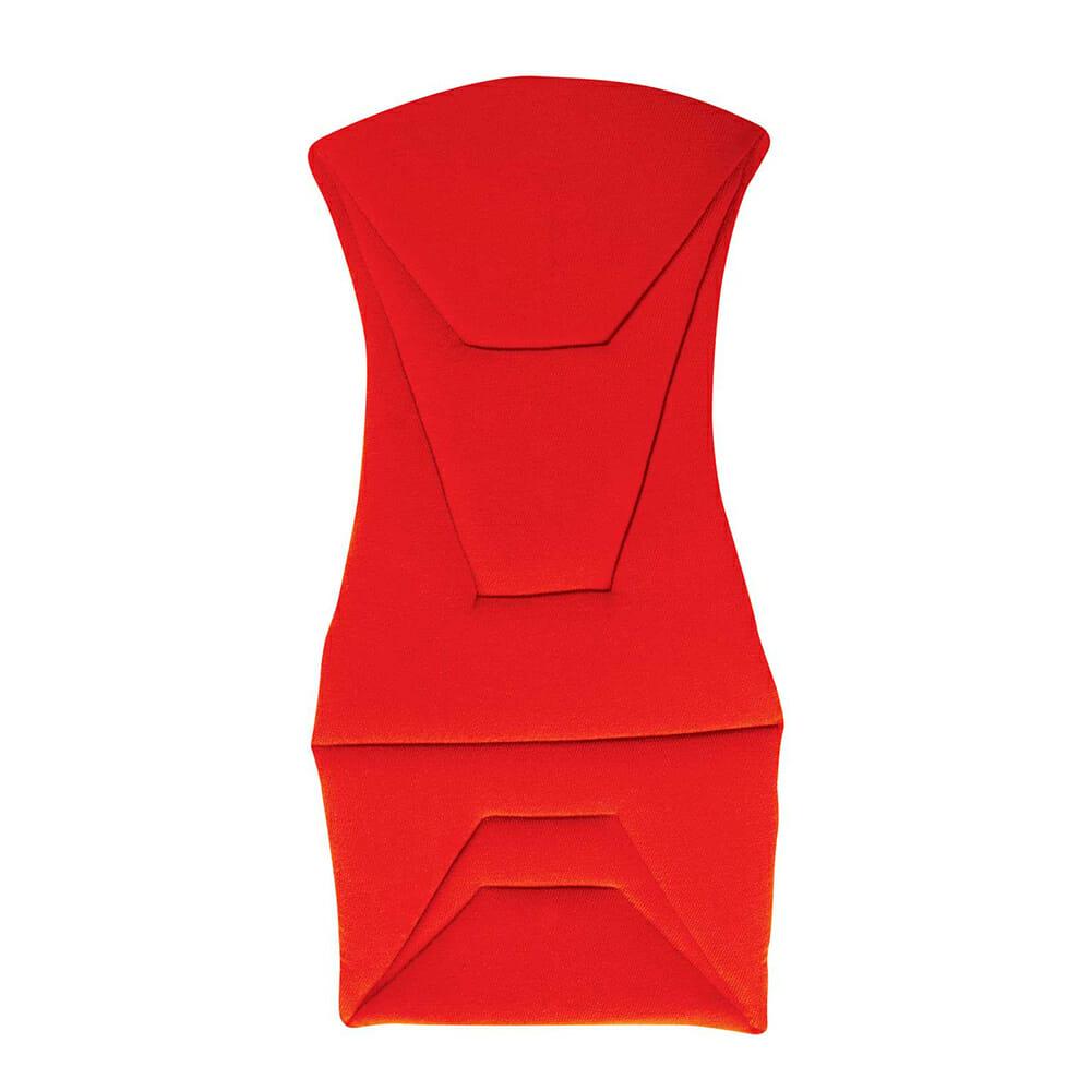 Corbeau Bucket Seat Cushion Set in Red