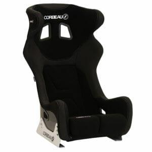 Corbeau Revenge X FIA Bucket Seat in Black