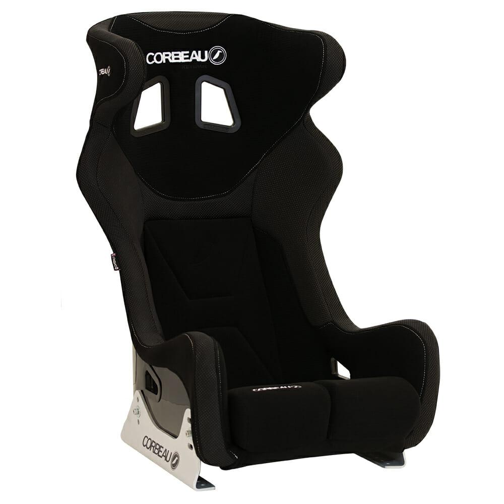 Corbeau Revenge X FIA Bucket Seatin Black