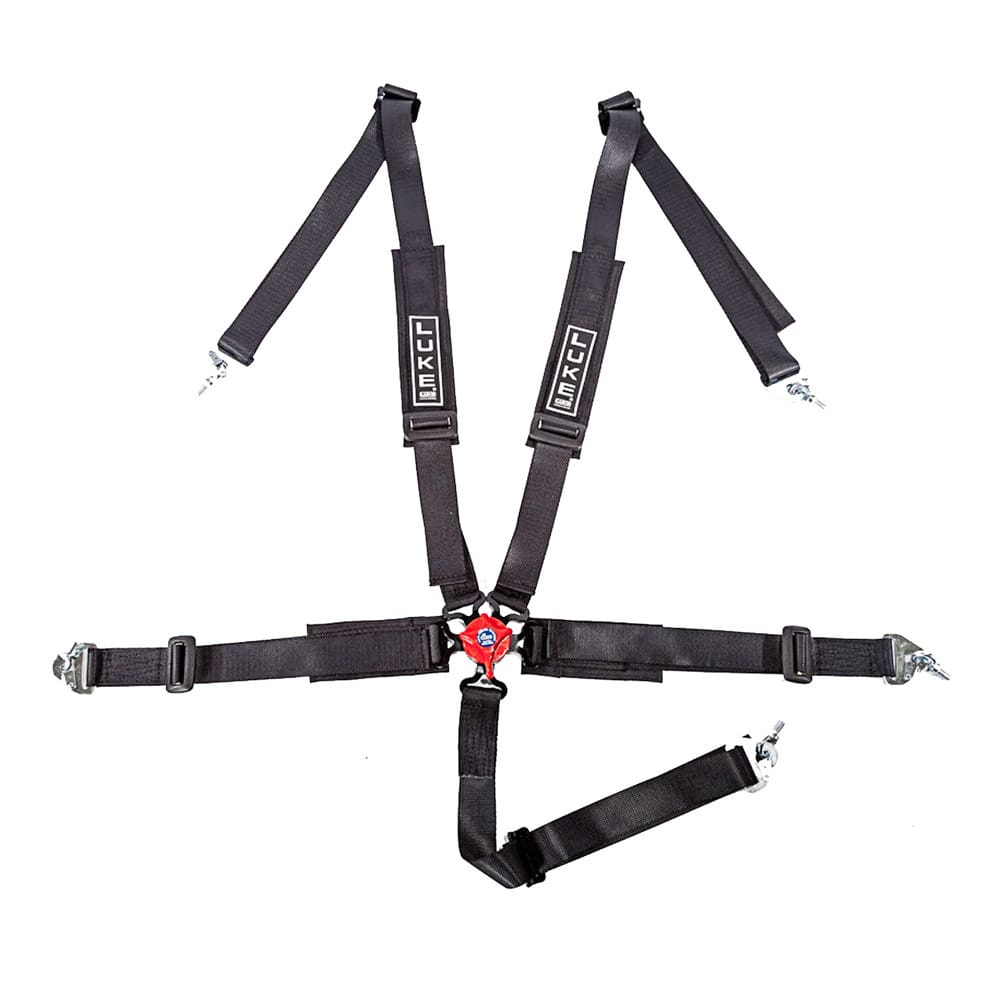 LUKE 5 Point Harness From The LUKE Professional Harness Range