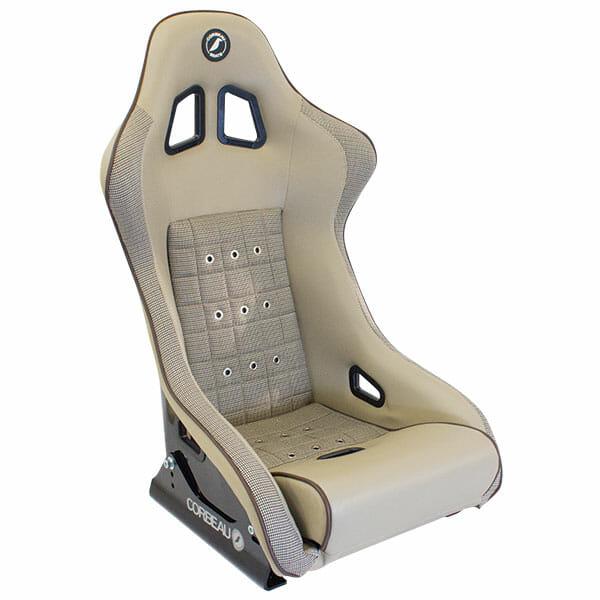 Corbeau Classic Sprint X Retro Bucket Seat