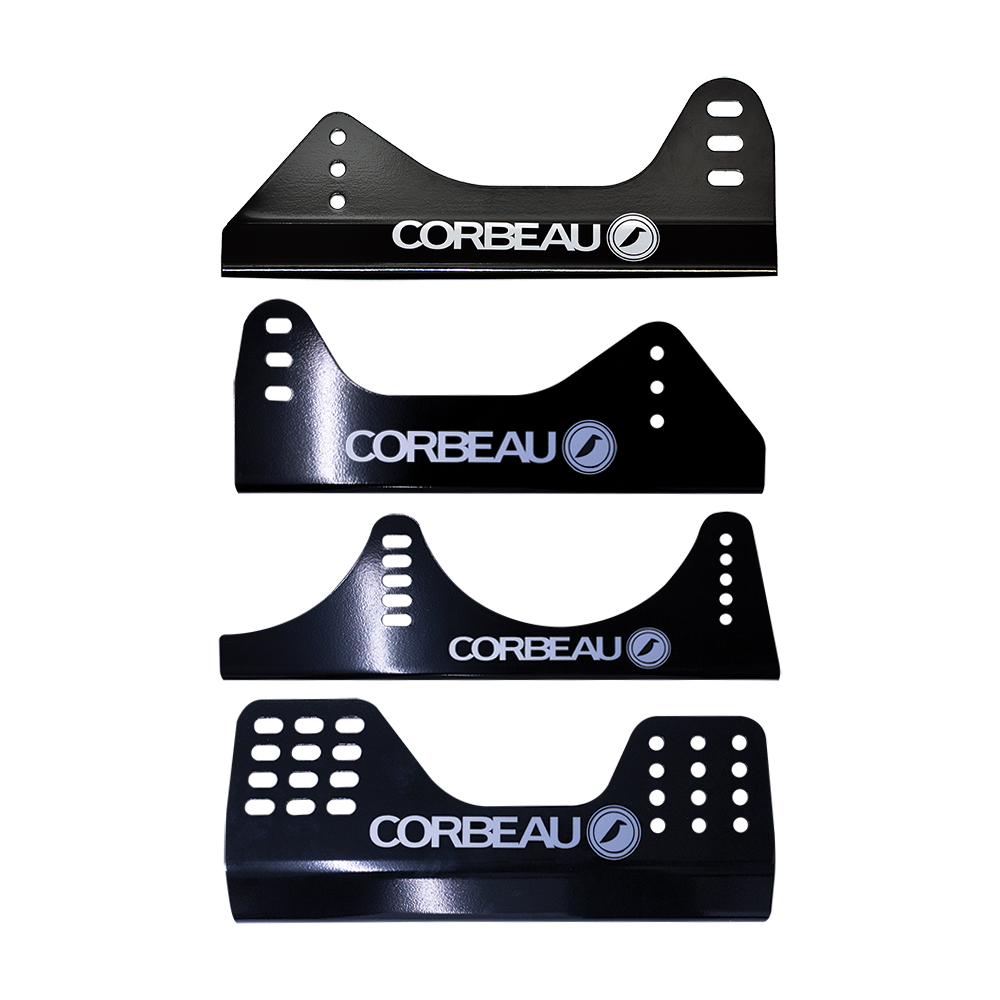 Corbeau M10 Pro Team Side Mounts