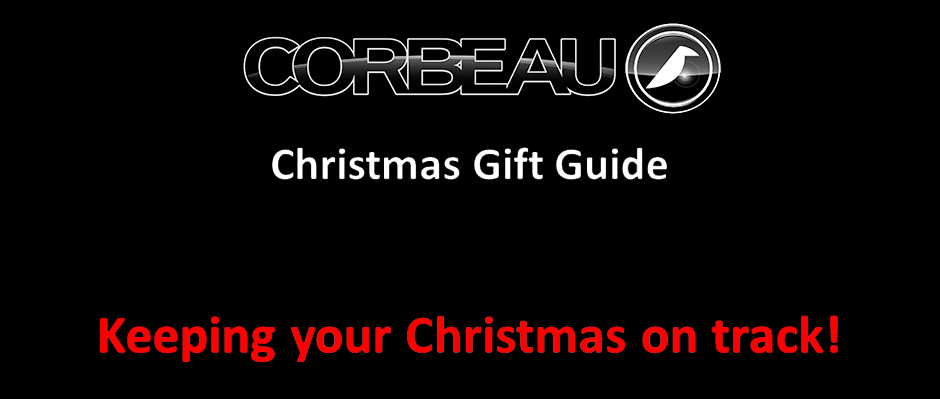 Corbeau Christmas Gift Guide For Motorsport/Racing Enthusiasts 2020